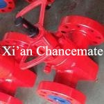 API 6A manual gate valve