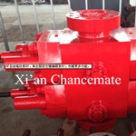 API 16A double ram BOP(blowout preventer)
