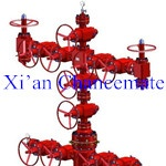 API 6A wellhead assembly and christmas tree