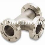 API 6A flanged tee block and cross block (T shape flange adaptor)